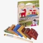 Children's Earth Paint Kit Discovery