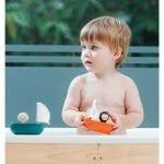 Bath Boat – Plan Toys Polar Bear Boat
