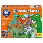 Dinosaur Lotto (slightly crushed box)