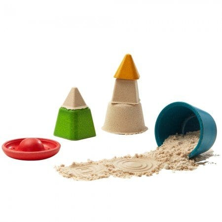 creative sand play eco friendly toy