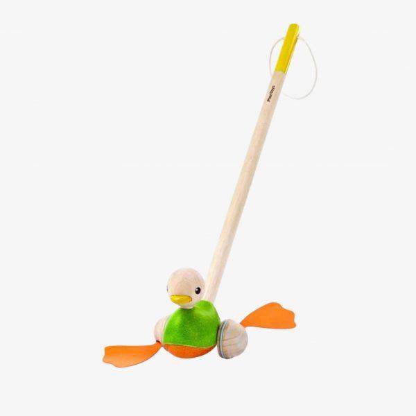 push along duck