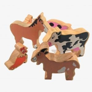 Lanka Kade Farm Animals – Bag of 6