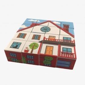 Bajo Architectural Blocks – Wooden Blocks