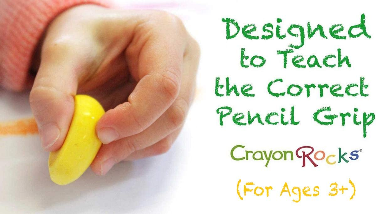 crayon rocks grip