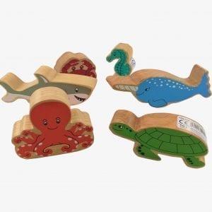 Sea Animal Toys – Lanka Kade Sea Animals