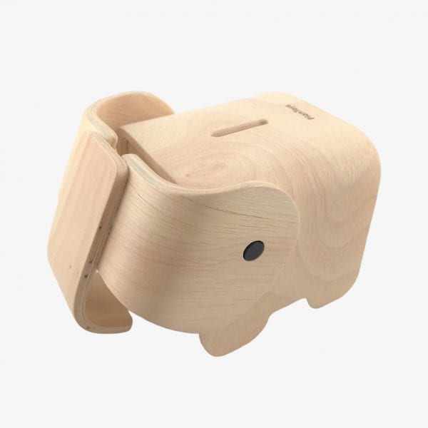 Plan Toys Elephant Bank - Pigg Bank