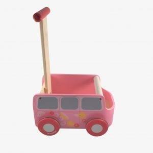 plan toys van walker - Pink