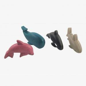 Plan Toys Sea life set (DAMAGED INTERNAL PACKAGING)
