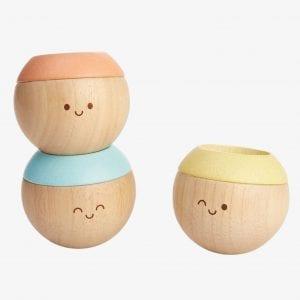 Plan Toys Sensory Tumbling – Pastel