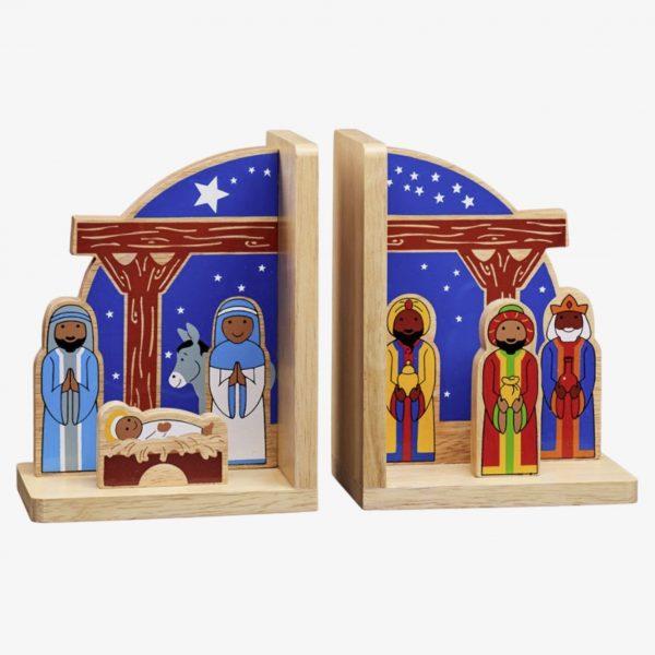 Lanka Kade nativity bookends