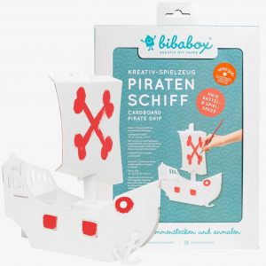 bilabox pirate ship