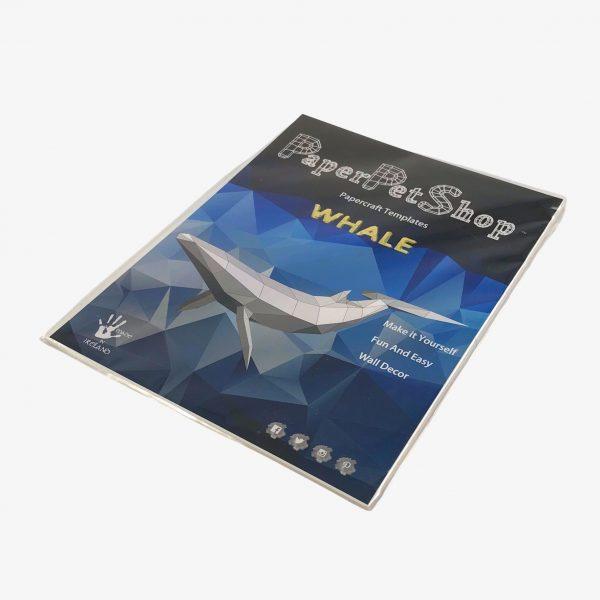paper pet shop whale