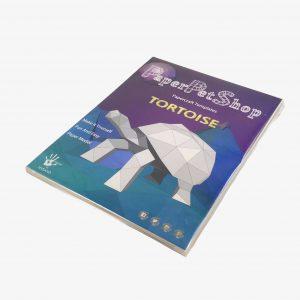 Paper Pet Shop 3D Tortoise