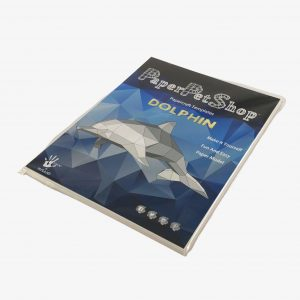 paper pet shop dolphin