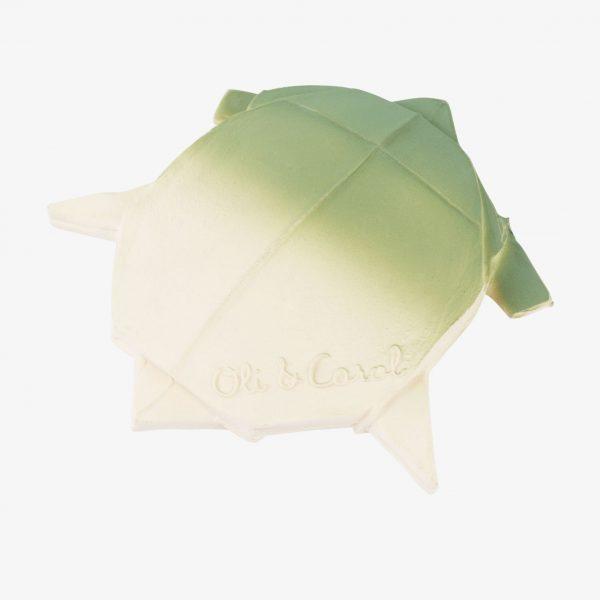 oli and carol origami turtle