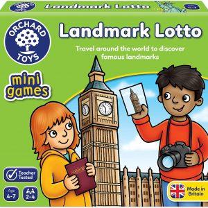 orchard toys landmark lotto