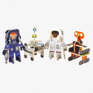 NEW Playpress Star Searchers Pop Out Play Set