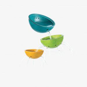 Playpress fountain bowl set