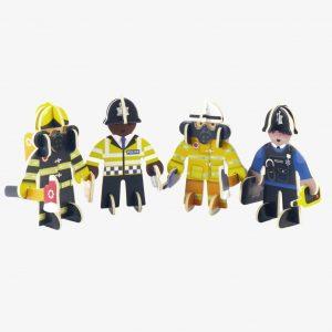playpress rescue team