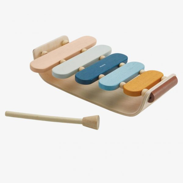xylophone toy - plan toys