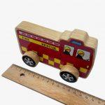 Lanka Kade Mini Push Along Fire Engine