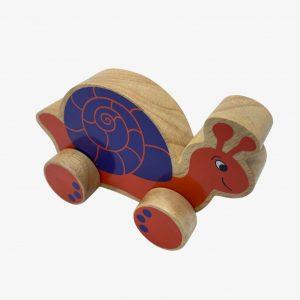 Snail Toy – Lanka Kade Push Along